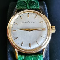 Girard Perregaux Or jaune Remontage automatique Blanc 33mm occasion