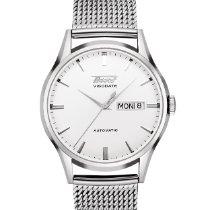 Tissot Heritage Visodate новые Автоподзавод Часы с оригинальными документами и коробкой T019.430.11.031.00