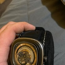 Sevenfriday P2-1 Stal Srebrny