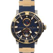 Ulysse Nardin Maxi Marine Diver Titanium 45mm Blue United States of America, New York, New York