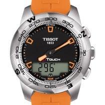Tissot T-Touch II Stål 43mm Svart