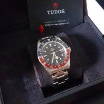 Tudor 79830RB-0001 Steel 2020 Black Bay GMT 41mm new