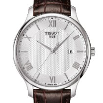Tissot T0636101603800 Steel Tradition 42mm new