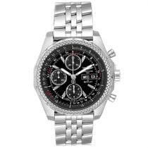 Breitling Bentley GT Steel 45mm Black No numerals United States of America, New York, New York