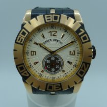 Roger Dubuis pre-owned Automatic 46mm White Sapphire crystal 30 ATM