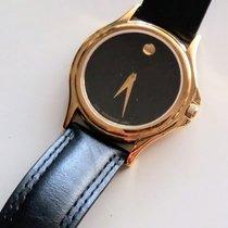 摩凡陀 腕錶 新的 2010 金/鋼 36mm 無數字 石英 附正版包裝盒和原版文件的手錶