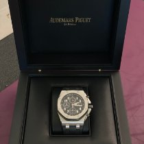 Audemars Piguet Royal Oak Offshore Chronograph 42mm Чёрный Aрабские