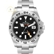 Rolex Explorer II 216570 New Steel 42mm Automatic United Kingdom, Edinburgh