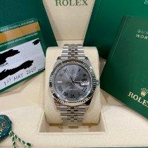 Rolex Datejust Steel 41mm Grey No numerals Australia, Sydney