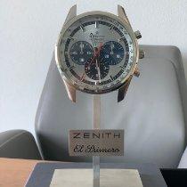 Zenith El Primero Stahl 100mm Schweiz, Territet