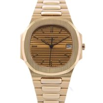 Patek Philippe Nautilus Yellow gold 33mm Gold