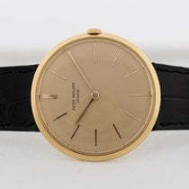 Patek Philippe Calatrava 2591 Very good Yellow gold 35mm Manual winding