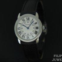 Cartier Ronde Croisière de Cartier Steel 29mm Silver