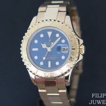 Rolex Yacht-Master 69628 Very good Yellow gold 30mm Automatic