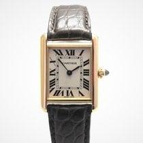 Cartier Tank Louis Cartier Yellow gold 22mm White Roman numerals