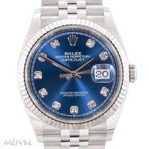 Rolex Datejust neu 2020 Automatik Uhr mit Original-Box und Original-Papieren 126234