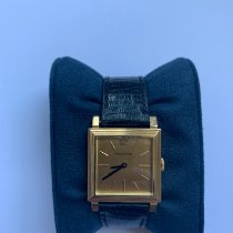 Boucheron Yellow gold 34mm Manual winding pre-owned