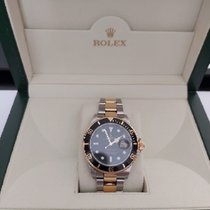 Rolex Submariner Date 116613LN Good Gold/Steel 40mm Automatic