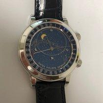 Patek Philippe Celestial Platyna 44mm Niebieski