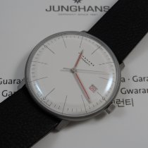 Junghans max bill Stal 38mm