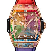 Hublot Spirit of Big Bang Oro rosa 39mm Oro Sin cifras