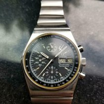 Omega Speedmaster pre-owned 40mm Chronograph Date Tachymeter Steel