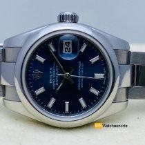 Rolex Lady-Datejust Acero 26mm Azul Sin cifras España, Torrelavega