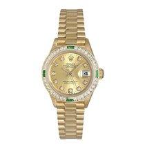Rolex Lady-Datejust 79178 Очень хорошее Желтое золото 26mm Автоподзавод