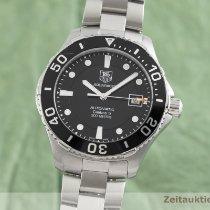 TAG Heuer Aquaracer 300M Acier 41mm Noir