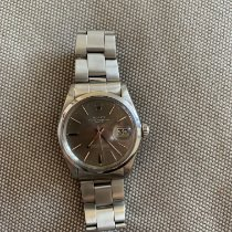 Rolex Oyster Perpetual Date Stål 34mm Silver Inga siffror Sverige, Stockholm