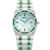 Audemars Piguet Royal Oak White gold 35mm Mother of pearl United States of America, California, Beverly Hills