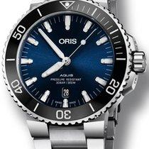 Oris Steel 43.5mm Automatic 01 733 7730 4135-07 8 24 05PEB new