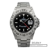 Rolex Explorer II Steel 40mm Black United States of America, Florida, Hallandale Beach
