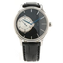 Jaquet-Droz Steel Automatic 43mm pre-owned Astrale