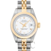 Rolex Lady-Datejust usados Blanco