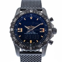 Breitling Chronospace Military M78366 Good 46mm Quartz