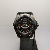 Breitling Avenger Blackbird 44 V1731110.BD74.109W.M20BASA.1 Dobré Titan 44mm Automatika