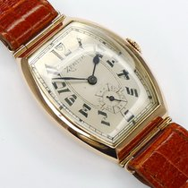 Zenith Yellow gold Manual winding zenith pre-owned
