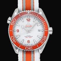 Omega Seamaster Planet Ocean Ceramic 43.5mm White United States of America, California, Burlingame