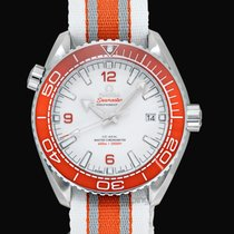 Omega Seamaster Planet Ocean Céramique 43.5mm Blanc