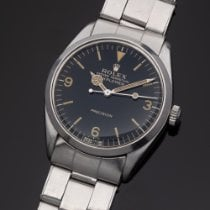 Rolex Explorer Steel 34mm Black Arabic numerals United Kingdom, Tetbury