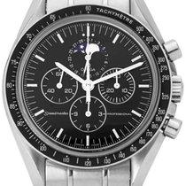 Omega 3576.50.00 Acero 2013 Speedmaster Professional Moonwatch Moonphase 42mm usados