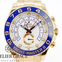 Rolex 116688 Gelbgold 2016 Yacht-Master II 44mm gebraucht Deutschland, Baden-Baden