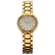 Ebel Beluga Yellow gold 24mm Roman numerals United States of America, Florida, Sarasota