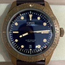 Oris Carl Brashear 01 733 7720 3185-Set LS pre-owned