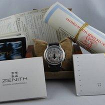 Zenith El Primero Chronomaster 01.0240.410 1994 pre-owned