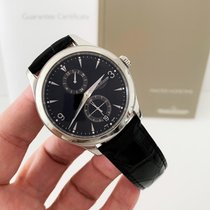 Jaeger-LeCoultre Master Hometime Q162847N 2014 pre-owned