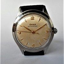 Doxa Steel 35.5mm Manual winding pre-owned