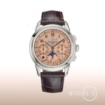 Patek Philippe Perpetual Calendar Chronograph new 2019 Manual winding Watch with original box and original papers 5270P-001
