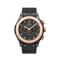 Hublot Classic Fusion Chronograph Ceramic 42mm Black No numerals United States of America, Iowa, Des Moines